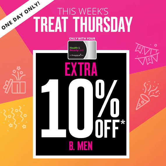 Get into @superdrug #Claphamjunction #Battersea for this weeks Treat Thursday. T&C's apply @BidJunction