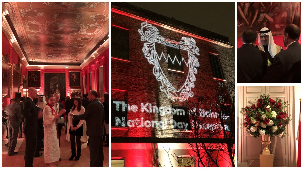 test Twitter Media - Thank you Ambassador @fawaz_alkhalifa & friends at @BahrainEmbUK for a very special #Bahrain National Day Celebration in the beautiful State Apartments of #KensingtonPalace - you really did 'paint' the Palace red!  @UKinBahrain @RoddyDrummond @khalidalkhalifa @HRP_palaces https://t.co/ir0jittCEl