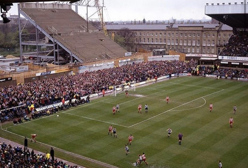St James Park 1993 #NUFC <br>http://pic.twitter.com/FkdICyid6x