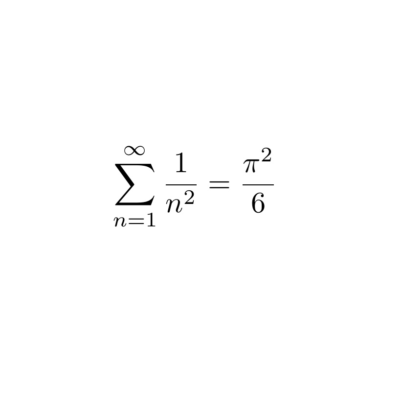 The mother of all nerd twitter competitions: which of these is the most beautiful math formula ever?  RT for Basel problem , LIKE for Euler formula. <br>http://pic.twitter.com/0GJiOxstIu
