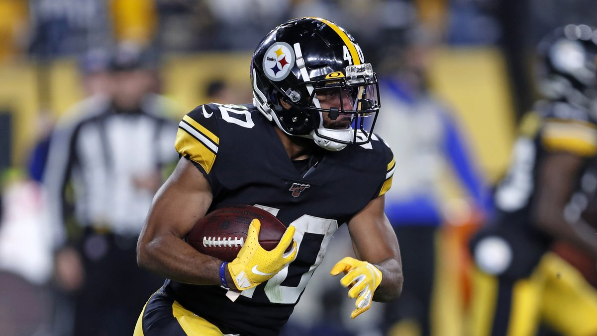 The #Vikings have signed RB Tony Brooks-James (@_TonytooTone) to the practice squad.