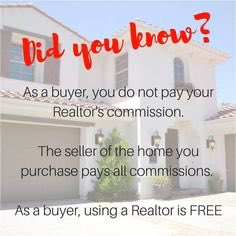 Majority of the time, you do not have to pay for your buyer agent. So what's stopping you? Call me today. Let me help you find the home of your dreams. #turningdreamsintoreality #realtor #realestateagent #mississippirealestate pic.twitter.com/0667yzLsjr
