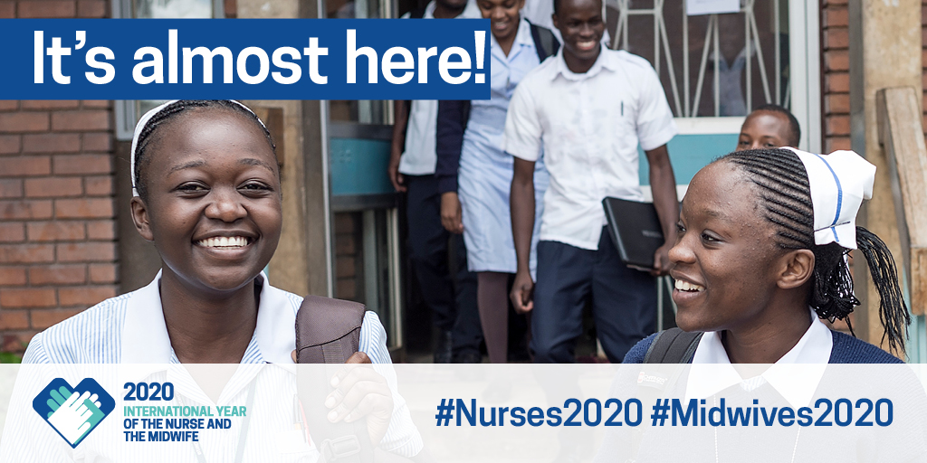 Great turn out for today's webinars! We had #nurses and #midwives joining from around the world, including Nigeria, Scotland, Australia, India, Switzerland, England, Iraq, Uganda, & Mexico. Wonderful to know so many of you are ready to make 2020 count! #Nurses2020 #Midwives2020<br>http://pic.twitter.com/QqB6pr4SMf