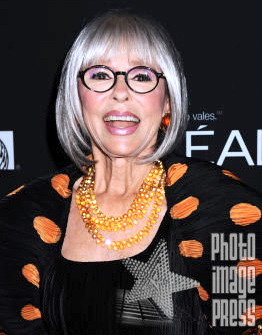 Happy Birthday Wishes to Stage & Screen Legend the lovely Rita Moreno!