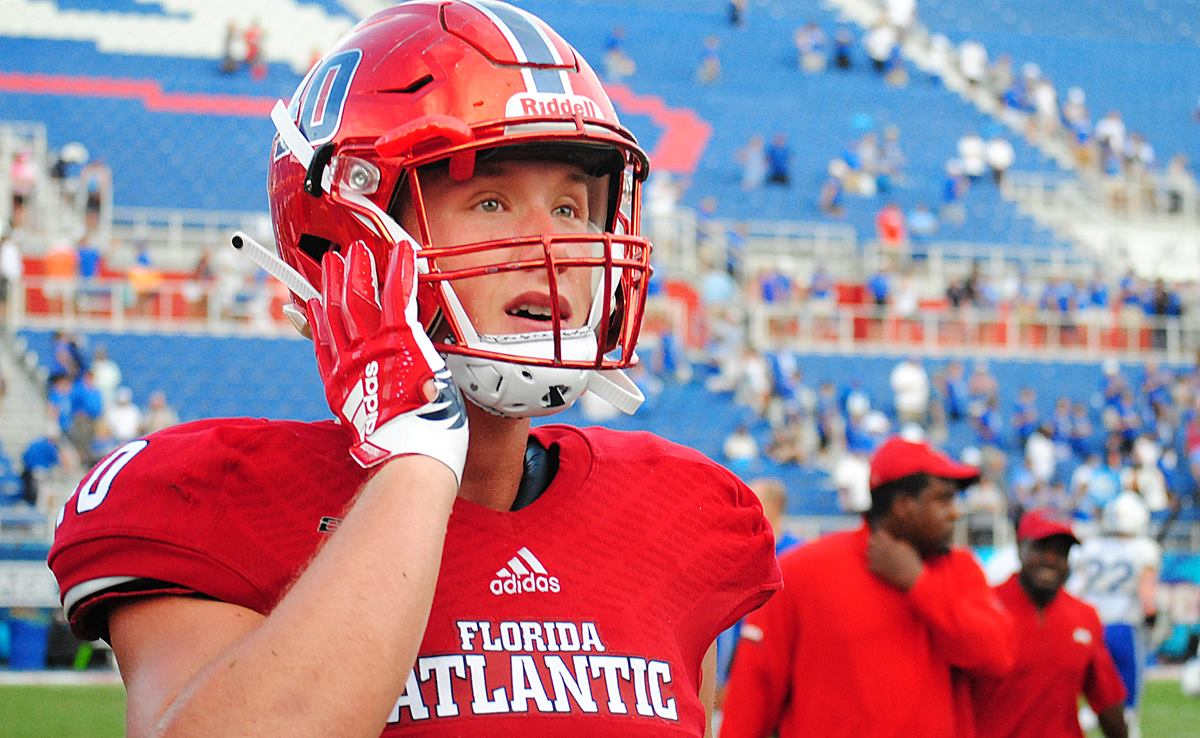 Harrison Bryant (@hbryant17) of @FAU_Football has been named the 2019 @JohnMackeyAward recipient. The trophy will be presented on December 12th, live on @ESPNU at 6:00 pm EST on The Red Carpet Special at The @HomeDepot College Football Awards. #TE #CFB #CFBAWARDS #ESPNU #NCFAA