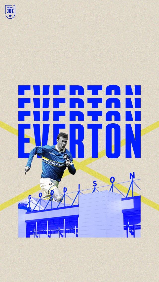 @MarcusRashford And last but not least we have Evertons hero and caretaker manager Big Duncan Ferguson 🔵