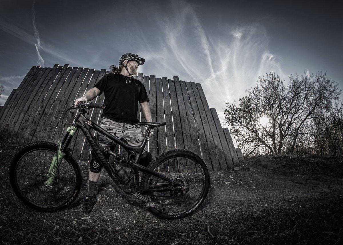 @RollsyMTB #itsabikething #mountainbike #firstlove @santacruzbikes