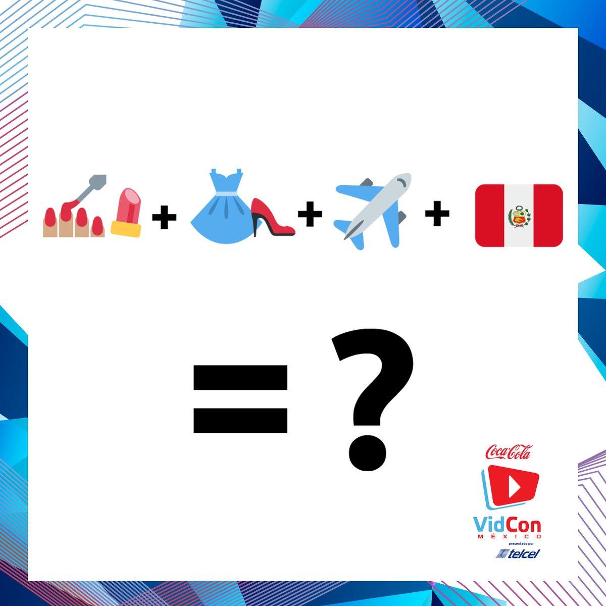 ¡Hoy anunciamos un nuevo creador que estará en VidCon México! ¿Quién creen que sea? #VidConMXReady