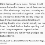 Image for the Tweet beginning: 'Richard Jewell' Is A Shameful