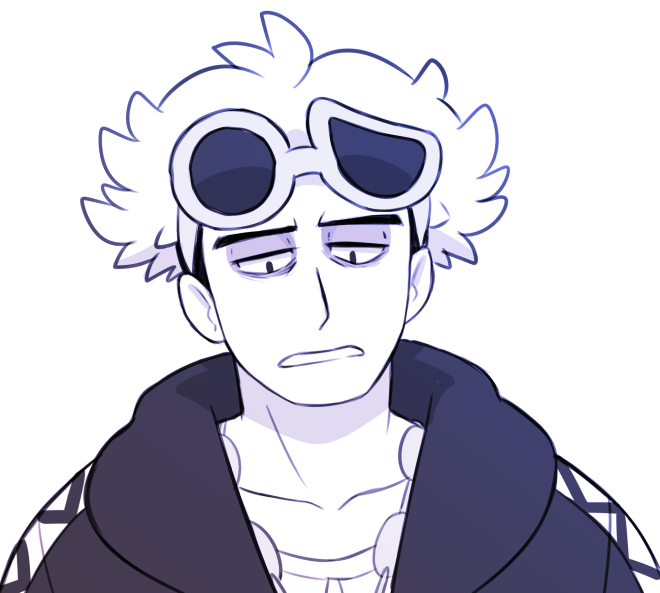 Wanted to do a quick redraw of this manga Guzma because he's such a December mood. I'm so tired <br>http://pic.twitter.com/0PNY1f4UHN