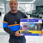 Image for the Tweet beginning: Thank you @PlayStationZA! This is