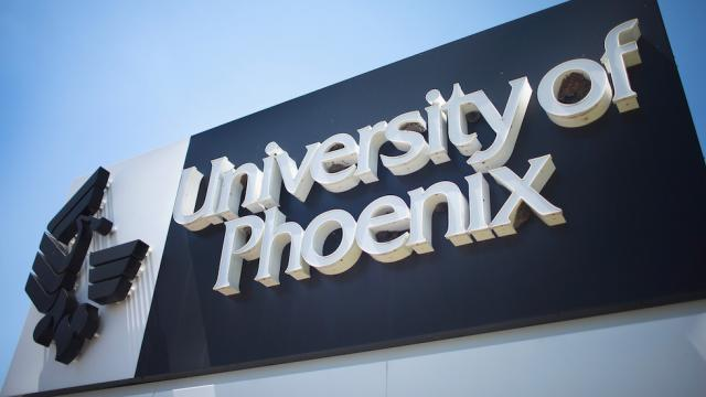University of Phoenix agrees to cancel $141 million in student debt