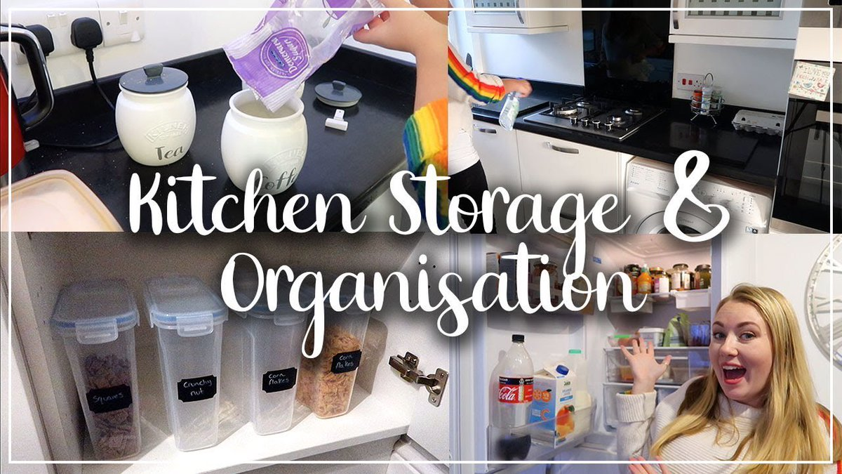 HUGE KITCHEN STORAGE & ORGANISATION IDEAS - SPEED CLEANING AND ORGANISE WITH ME - LOTTE ROACH  WATCH HEREhttps://youtu.be/PdJ3GUxPcJU  #youtube #youtuber #youtubechannel #mummyvlogger #blogger #cleaning #hinch #mrshinch #hinched #storage #kitchen #homesweethomepic.twitter.com/Q5rr3CP9If