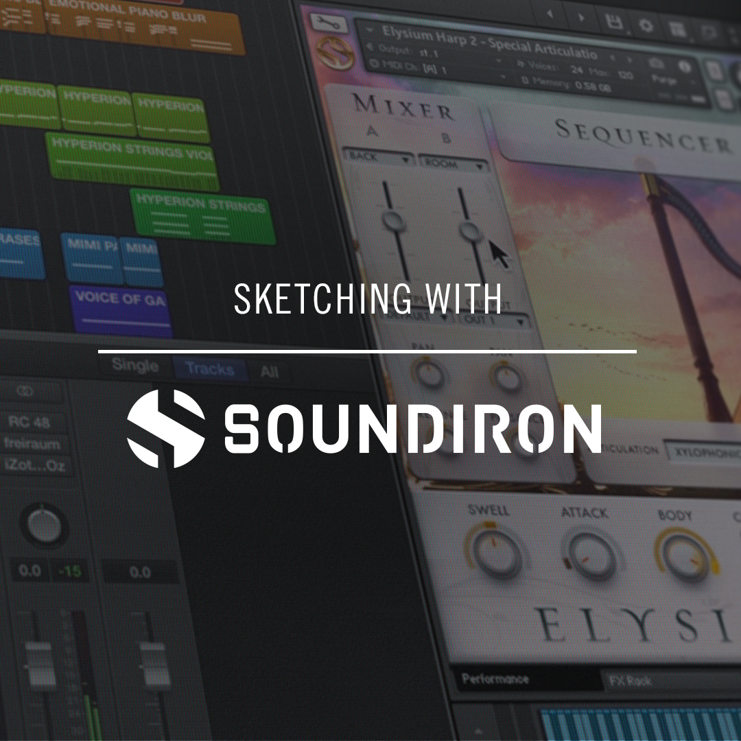 Get a taste  of @Soundiron's unique libraries, as product specialist, Reuben Cornell creates a few sketches using a few of the instruments  – now 80% off:  http:// bit.ly/2PbcAMk      <br>http://pic.twitter.com/yBnmhA89ty