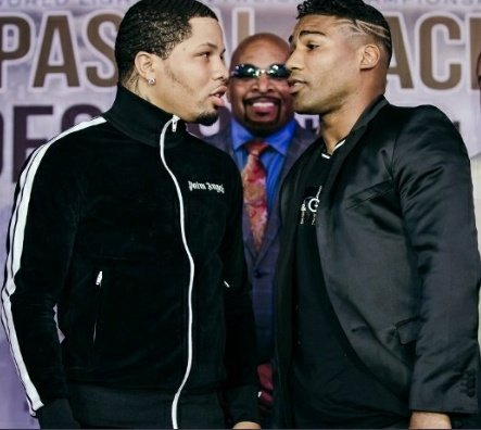 @Gervontaa Davis and Gamboa go at on the 28th of the this month but is it going to be another early night for tank. I'm not so sure I do believe Gamboa will be his biggest test since fighting Pedraza but we will soon find out #davisgamboa #tank #boxing #mayweatherpromotions pic.twitter.com/byalqdcTLN
