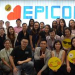 It's service with a smile in Kuala Lumpur. Teams across Epicor are taking part in #CustomerServiceWeek. It's a time for team-building and fun, to show appreciation for our customer service teams, as well as our customers.
