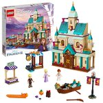 Image for the Tweet beginning: LEGO Frozen II Arendelle Castle