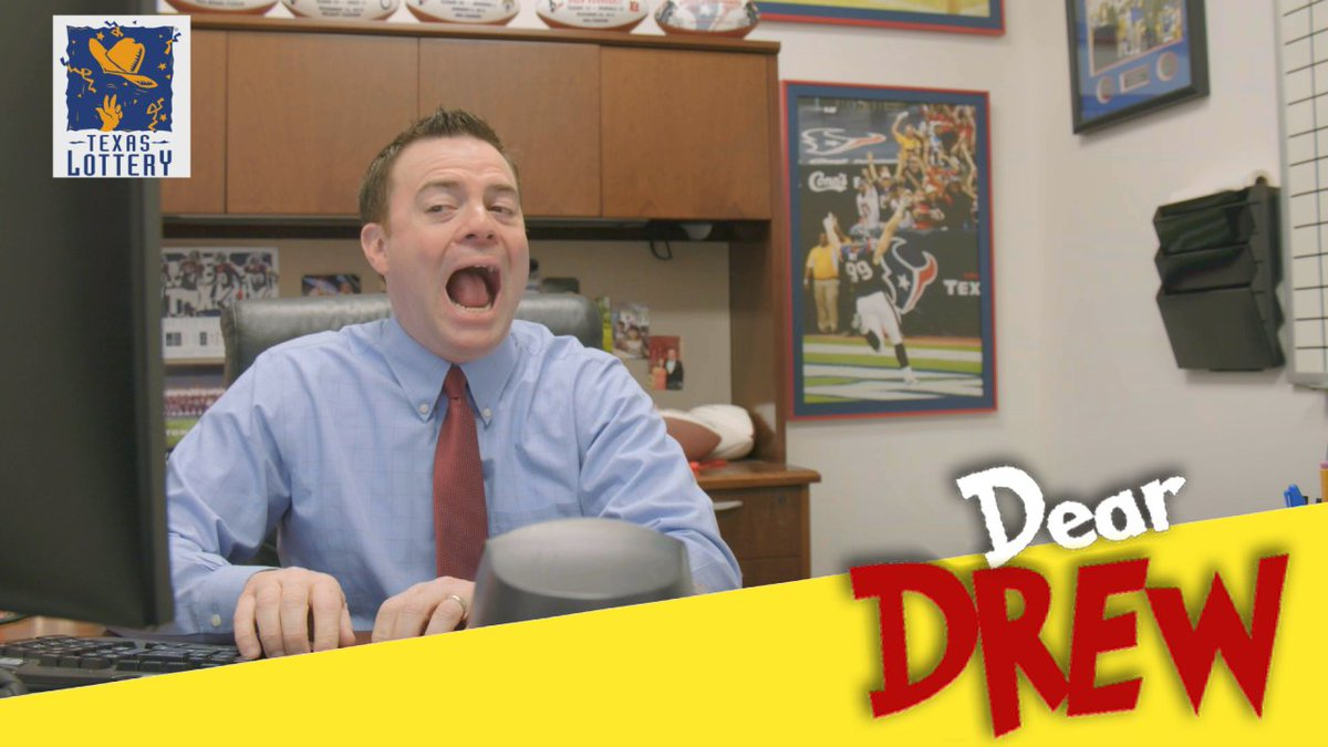 Image for the Tweet beginning: You had questions. #DearDrew had
