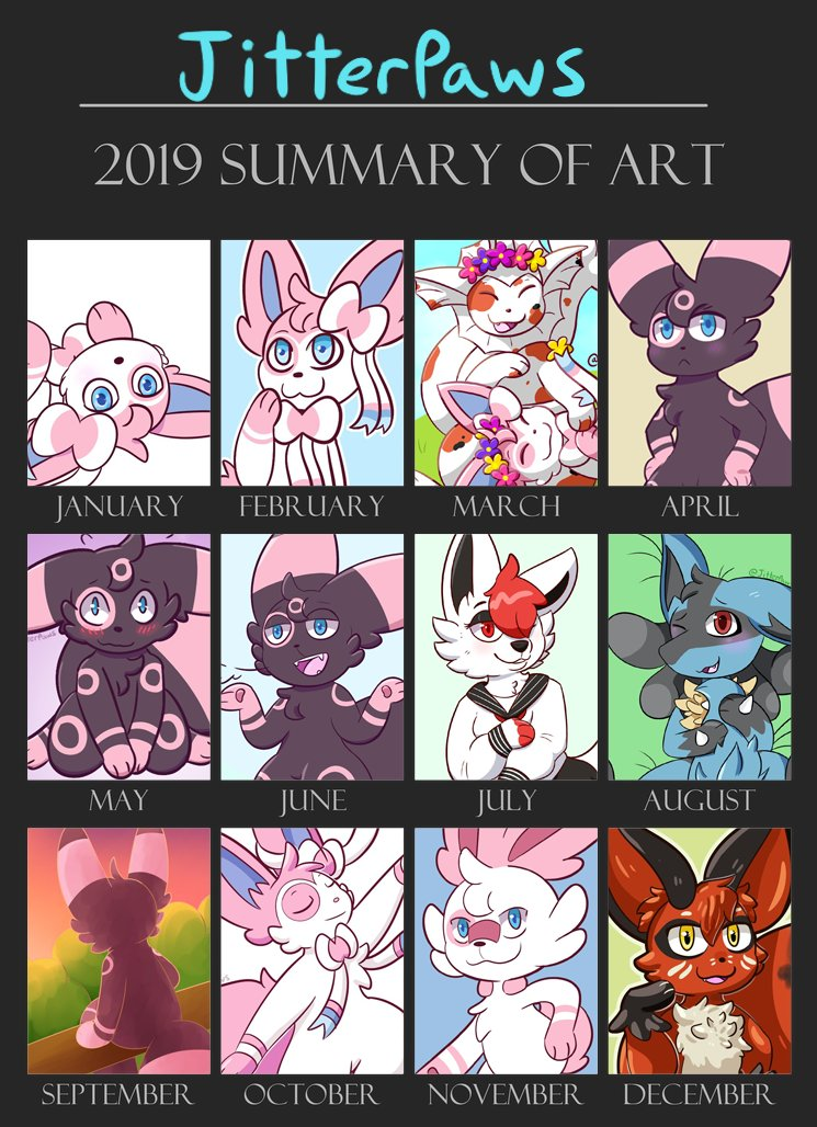 Great year of art!!!  I'm proud of all these pieces and It's great to see how i'm continuing to learn :) Here's to the next year of even better art!!! <br>http://pic.twitter.com/q37fcXwpVu