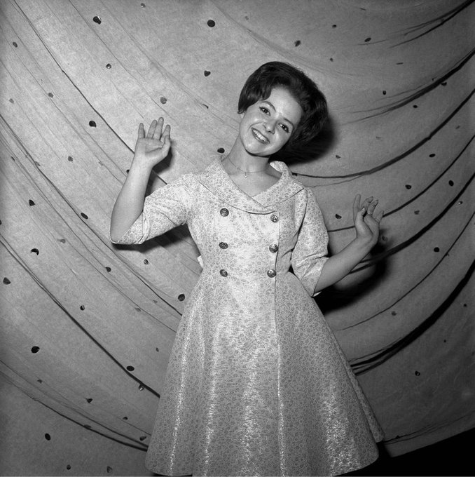 Happy 75th birthday to \Rockin\ Around the Christmas Tree\ singer Brenda Lee!