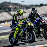 Swapping rides with @valeyellow46 was epic guys! Best day ever 🏍💥💨 Thanks @MonsterEnergy #LH44VR46 @YamahaMotoGP @MercedesAMGF1