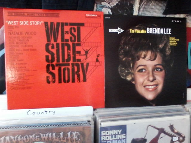 Happy Birthday to Rita Moreno of West Side Story & Brenda Lee