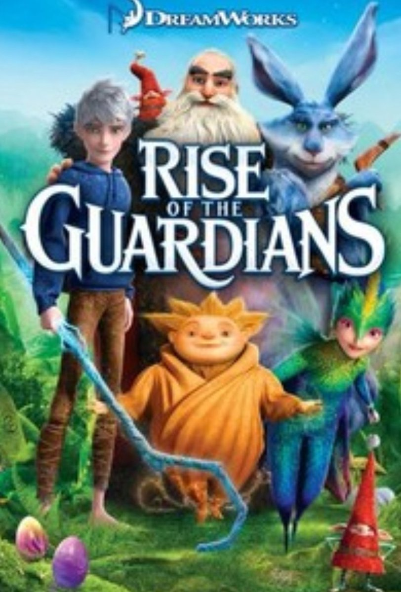 Rise Of The Guardians 8/10 Brilliant animated tale (with a tenuous Xmas link). Voice cast is great especially Baldwin's weird Russian Santa, Pine's Jack Frost and Jude Law's big bad Pitch. Genuinely heartwarming and well worth a festive watch! #MerryStevemas2 <br>http://pic.twitter.com/dgLaOcTmLO
