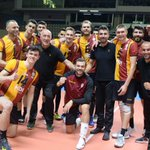 Image for the Tweet beginning: Galatasaray HDI Sigorta, Liberec'i 3-1