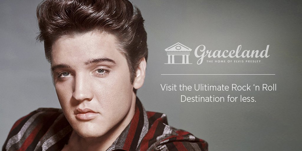Visit the Ultimate Rock 'n' Roll Destination for less!  AAA members with a valid membership card save 10% off the @ElvisPresley  Experience Tour for up to six people.  Visit  for details and ticket information. @AAA_Travel #AAADiscounts