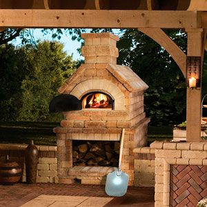 How to Build a DIY Pizza Oven is a big question. Read the blog post from @patioandpizza to learn how a pizza oven kit can save time/money on your #pizzaoven project!  #diy