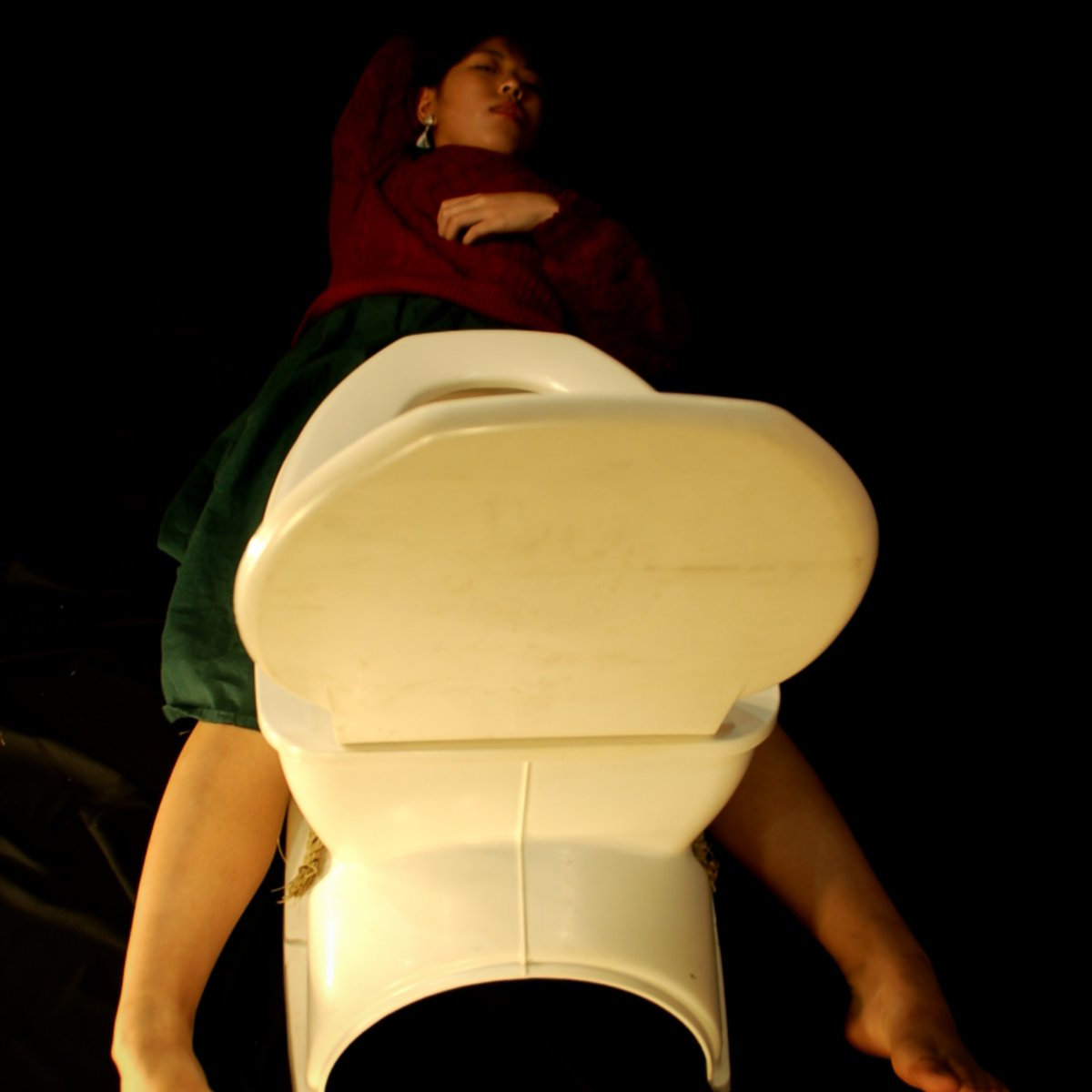 便器はアートである。This is Art.#芸術 #art#便器 #toilet#便器男子 #toiletboy#便器女子 #toiletgirl#便器はアートである#アーティスト #Artist#エンターテインメント#entertainment#ユーモア #humor#クソ真面目アート#常識の拡張#弛緩#発端#創造的破壊#日本 #Japan#東京 #Tokyo