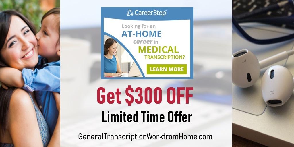 Enroll in Medical Transcription Training and get $300 off. Ends on 12/11  #MT #MedicalTranscription  #af http://bit.ly/1SNNr8t