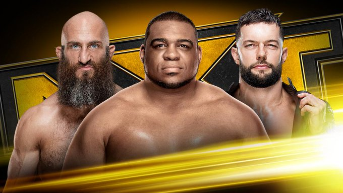Official NXT on USA Preview (Dec 11)- Tommaso Ciampa vs. Keith Lee vs. Finn Balor (#1 Contender Match)- Lio Rush vs. Angel Garza (NXT Cruiserweight Title)- Mia Yim vs. Dakota KaiYes, this promises to be an exciting episode! #NXTonUSA #WWENXT