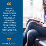 Image for the Tweet beginning: Learn more! #mediasite #edtech