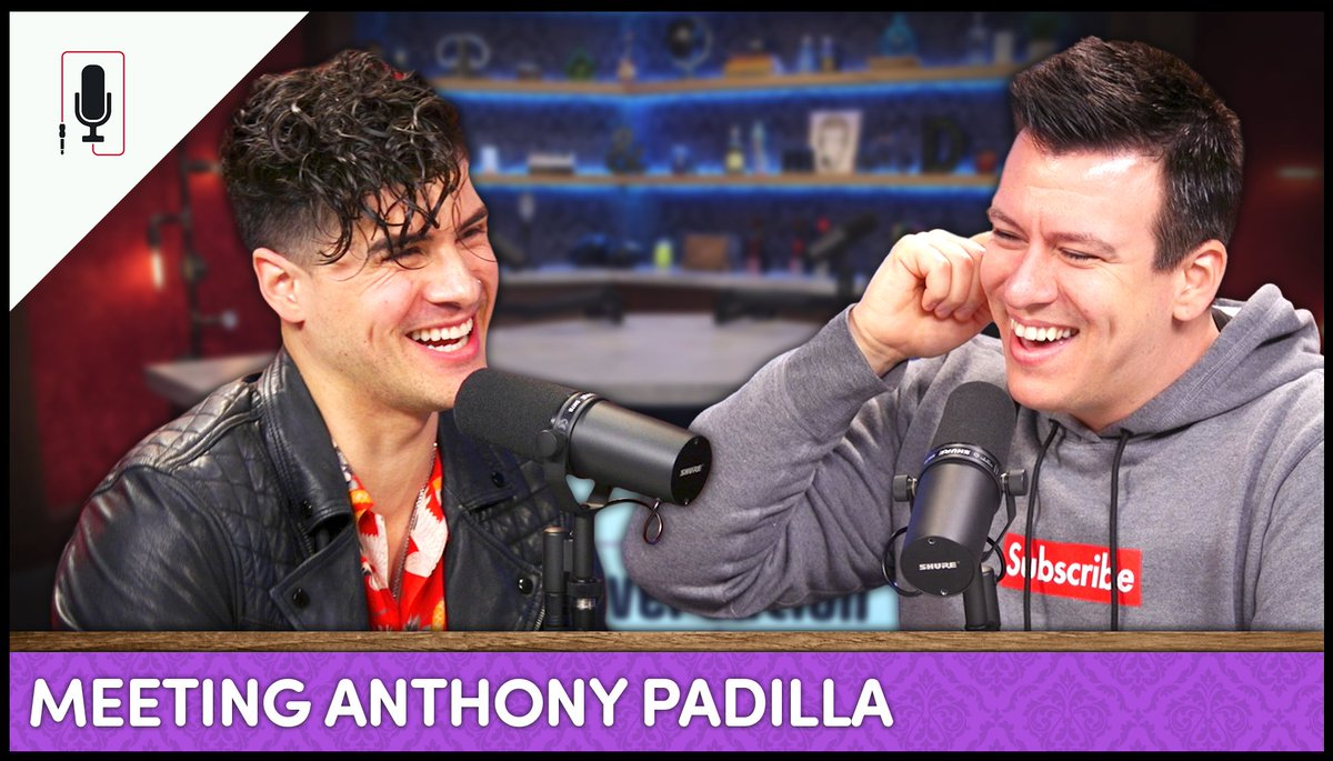 Philip Defranco On Twitter While You Wait For The Pds Go Watch My Brand New Podcast With Anthonypadilla It Premieres In 20 Minutes And It Was A Blast We Talk Old You can see the old one here, on his wikipedia page. philip defranco on twitter while you