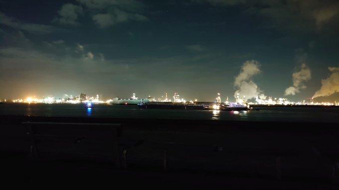 Veel hulpdiensten eruit voor melding scheepsbrand in Berghaven. Dat viel uiteindelijk mee https://t.co/6PFMblEc9C