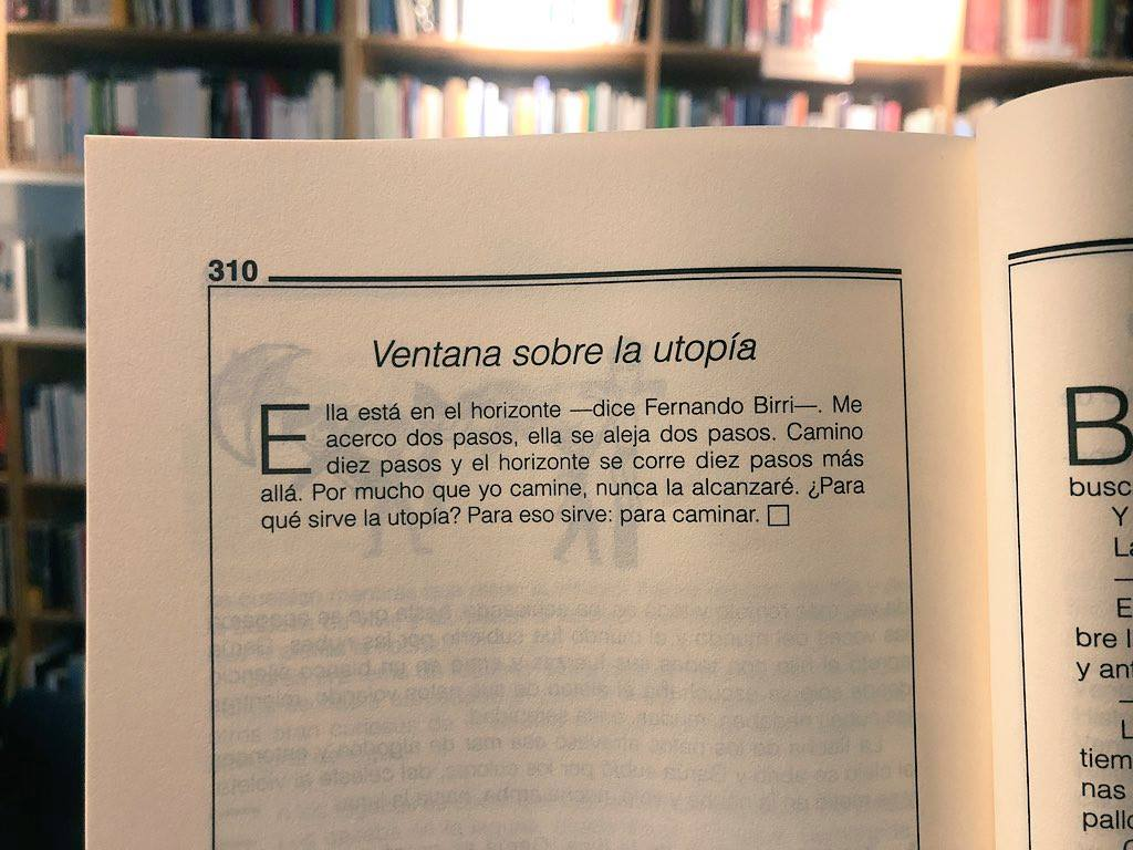 RT @literlandweb1: Las ventanas que ventilan el mundo. Eduardo Galeano. https://t.co/gbnqYpbkDQ