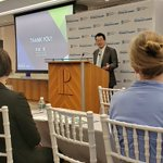 NAR Chief Economist, Lawrence Yun, wraps up today's event and thanks all of today's moderators and panelists for joining the event. #NARForecastSummit