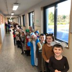 Image for the Tweet beginning: Fabulous Christmas performances from Primaries