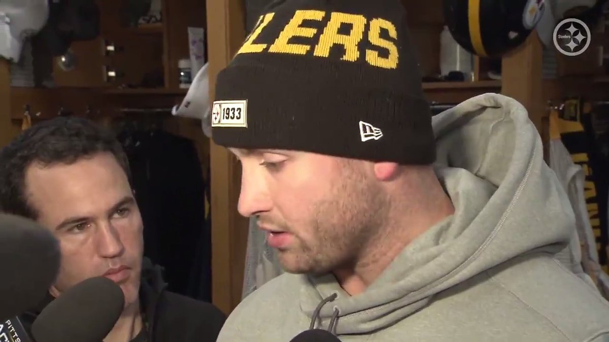 Steelers QB Devlin Hodges not worried about Bills in the cold