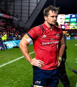 Munster to be without Arno Botha for remainder of 2019 after three-week ban for Saracens red card ow.ly/8Glk50xxuK1