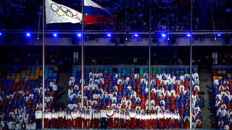 #Cuba opposes World Anti-Doping Agency (WADA) unfair sanctions to #Russia. Decisions concerning sports and the International Olympic Movement cannot be based on political considerations or double standards. #SomosCuba #SomosContinuidad
