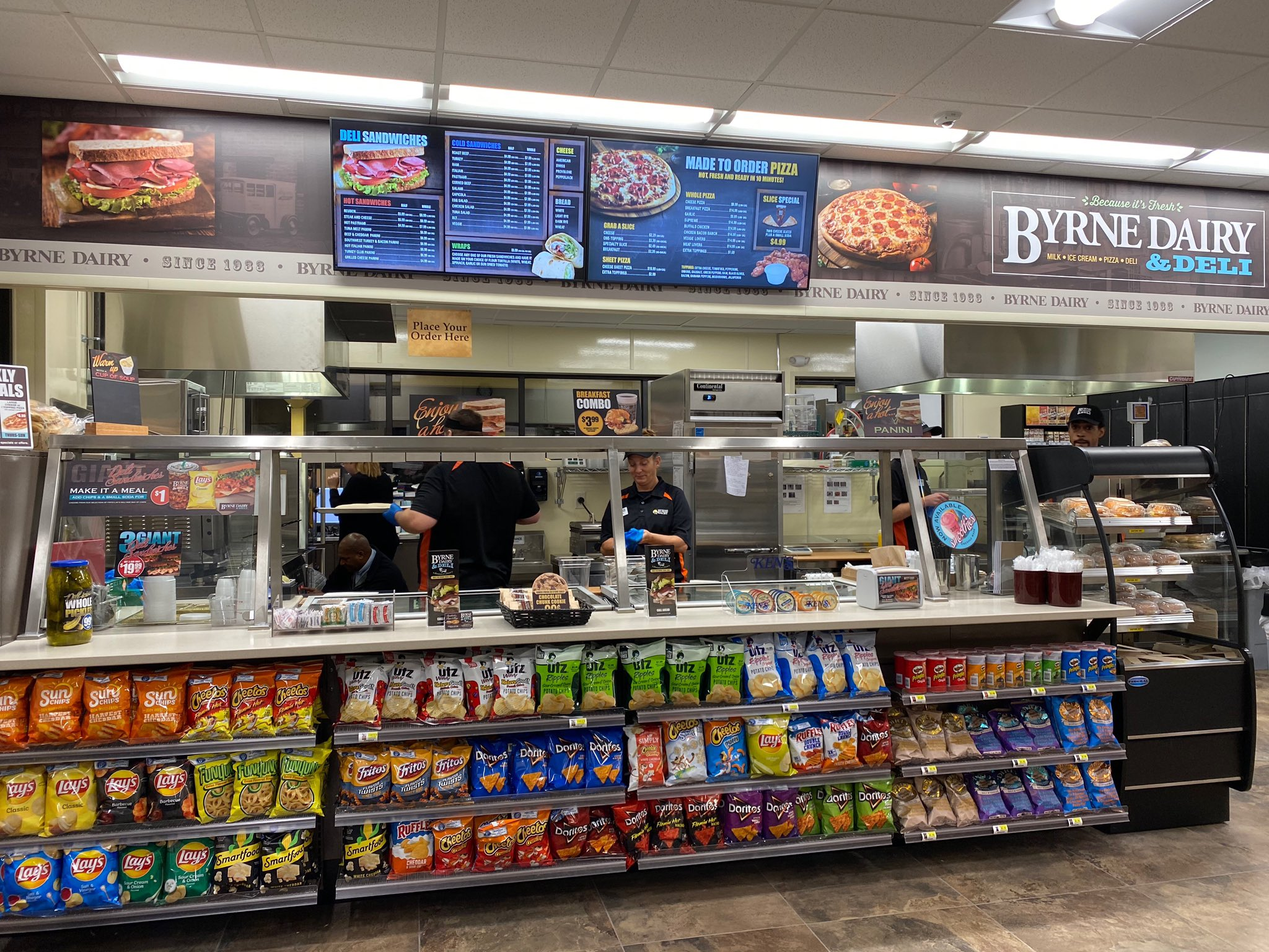 Byrne Dairy to offer gas for $1.99 for cardholders as new Farmington location opens
