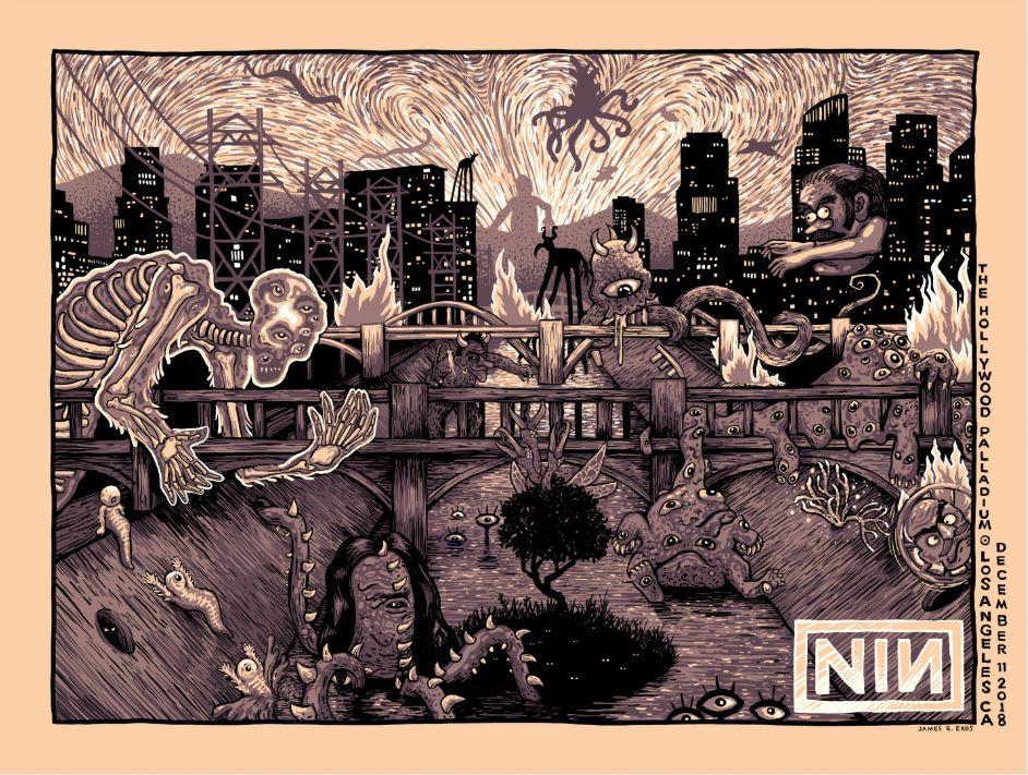 On this day, 2018-12-11. Los Angeles, California #NIN #NineInchNails #Setlist https://t.co/0eQmJDVN4F https://t.co/CO1kHRJewE