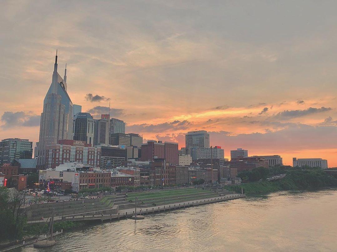 Thanks Nashville for letting us film here- you have been wonderful! @visitmusiccity #nashville