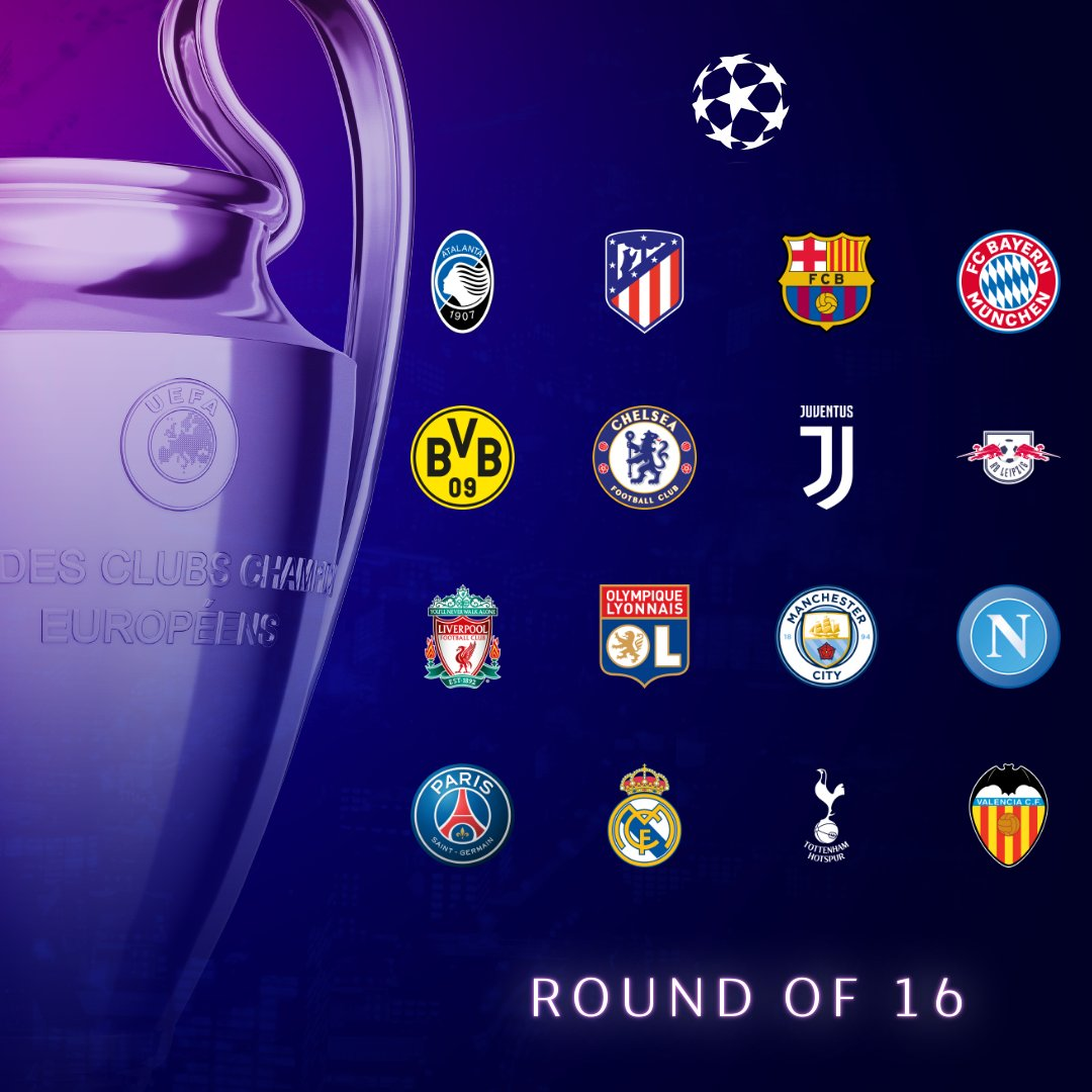 Champions League: Novum im Achtelfinale der Königsklasse