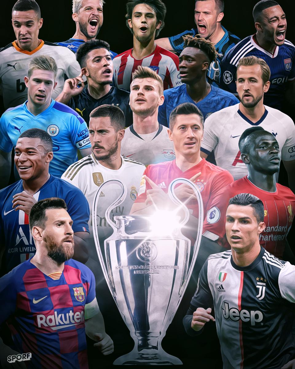 🇪🇺 @ChampionsLeague Last 16: 🏴 Liverpool 🏴 Man City 🏴 Spurs 🏴 Chelsea 🇪🇦 Barcelona 🇪🇦 Real Madrid 🇪🇦 Atletico Madrid 🇪🇦 Valencia 🇮🇹 Juventus 🇮🇹 Napoli 🇮🇹 Atalanta 🇩🇪 Bayern Munich 🇩🇪 Dortmund 🇩🇪 RB Leipzig 🇫🇷 PSG 🇫🇷 Lyon 🏆 ______ will be European Champions.