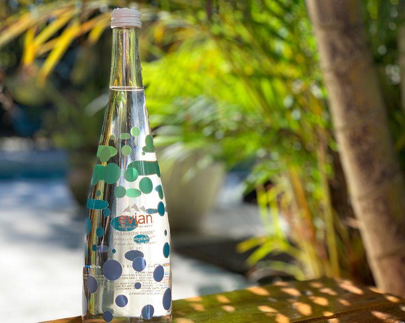 virgil abloh-designed glass @evianwater bottle hydrates @DesignMiami/ @virgilabloh  https://www. designboom.com/design/virgil- abloh-glass-evian-bottle-design-miami-12-11-2019/  … <br>http://pic.twitter.com/Au1v260aL7