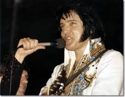 """28 NOV 1976 (43 years ago)  Elvis plays at 'Cow Palace' in San Francisco.  Diary entry (13 years old in Dublin): """"Went around to Nige's house. Beat him 14-10 in Subbuteo. Dad to airport, Mum to bridge""""  #TevTalks #Elvis #CowPalace #SanFrancisco #RockAndRoll #MEMPHIS #ElvisPresley"""