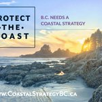 Image for the Tweet beginning: A BC Coastal Strategy and